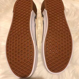 Vans Shoes - Slip On Vans Classic White Size Women 9